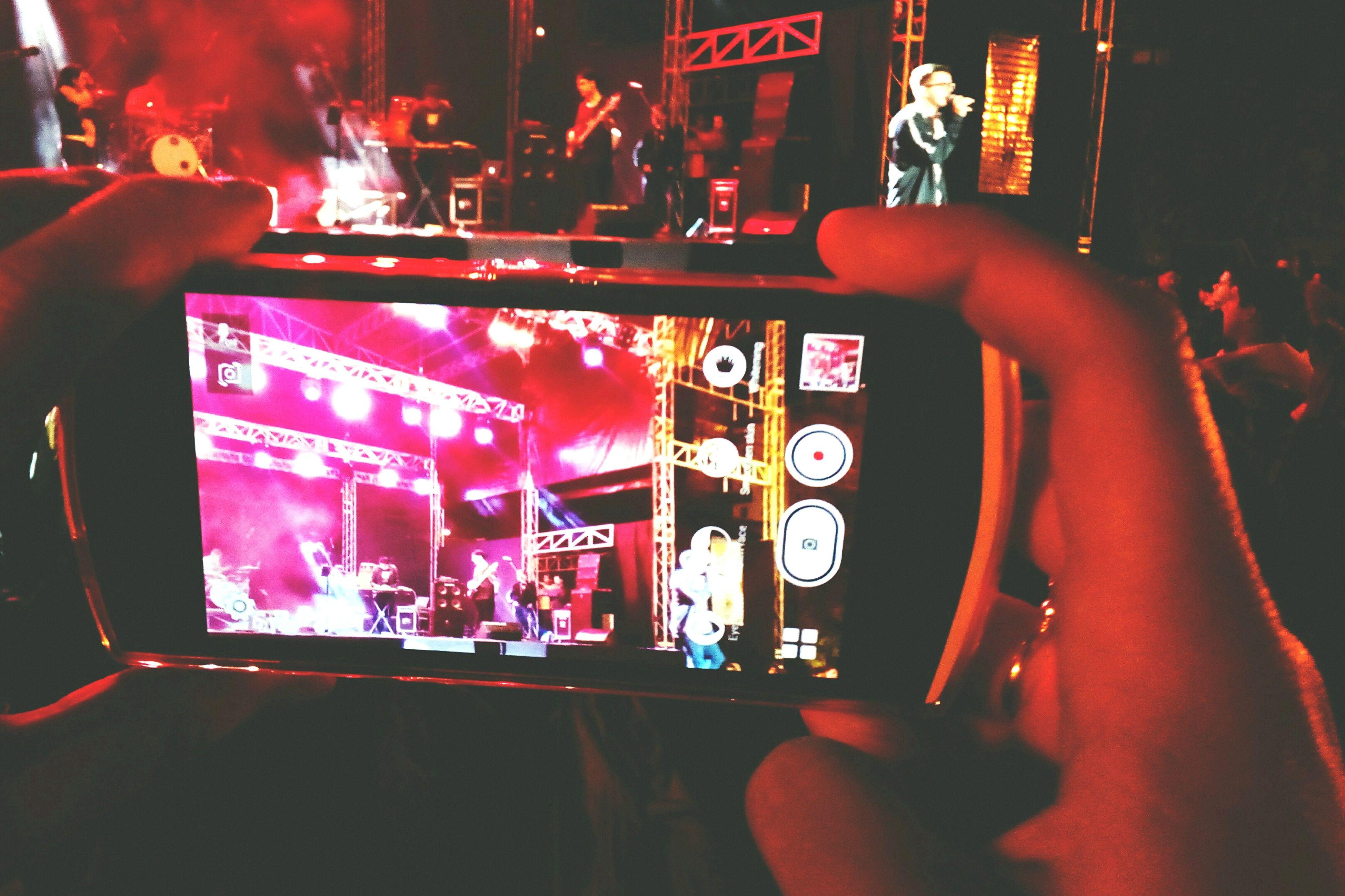 Concert EyemMusic EyemUrban Bestoftheday Eyembestshots Red Music Style Expression Expressthemusic