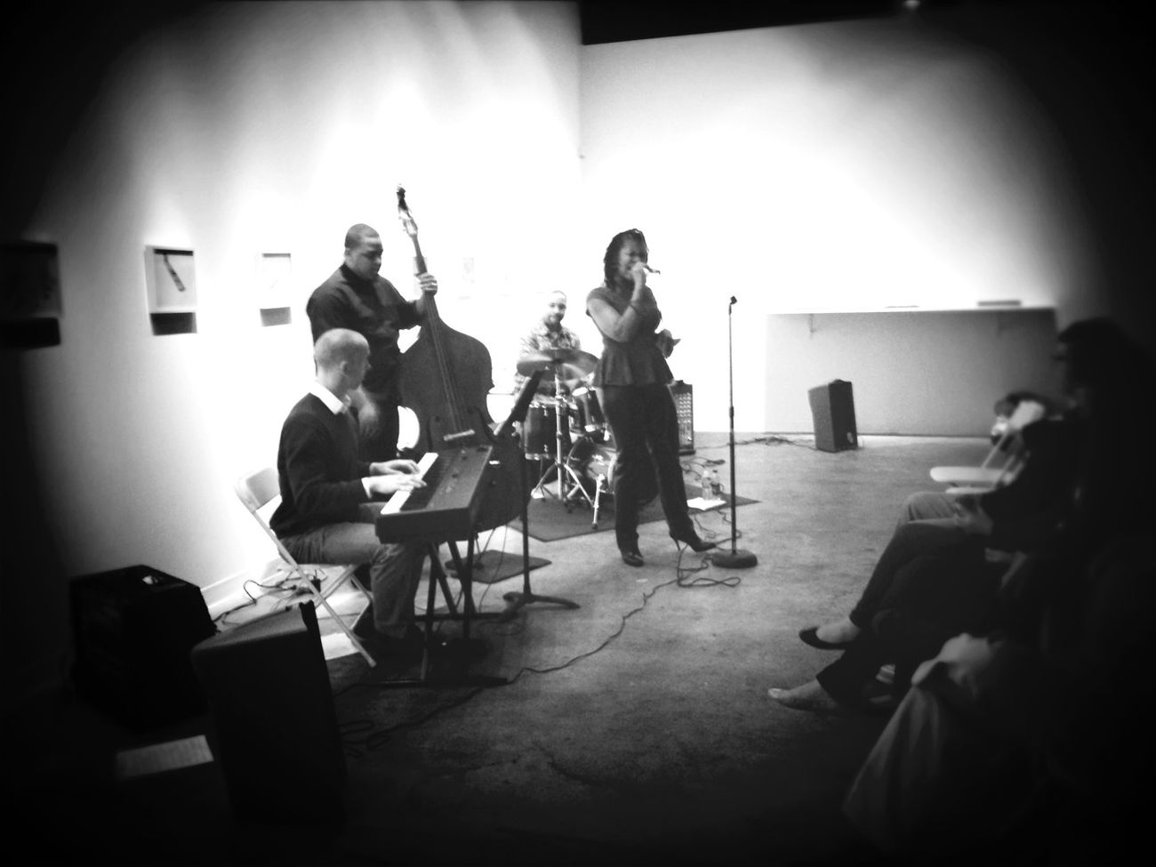 Blackandwhite Awesome Performance