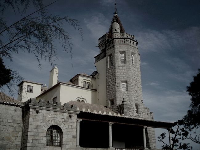 Scary Castle Marii Coldday