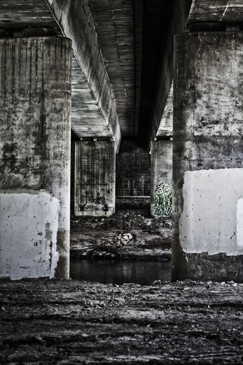 architecture, built structure, no people, day, underneath, indoors, water