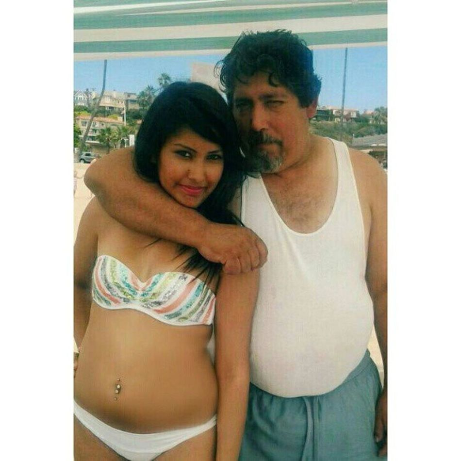 With my father  Daddyslittleprincess