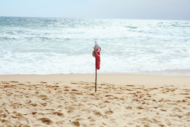 Redflag Waves, Ocean, Nature Sand & Sea Nature Photography Naturelovers Beachphotography Beach Time