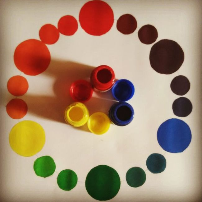 The Colour Wheel AdDesign Bmm Whatwedo BmmSubjects