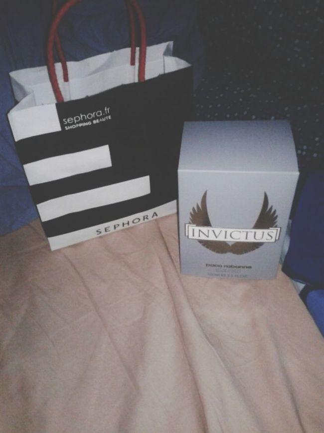 Favorite Perfume Boyfriend