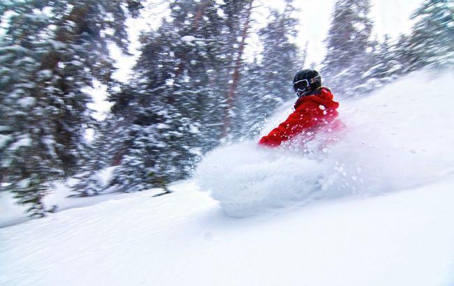 Snowboarding at Keystone, CO Snowboarding KeystoneSkiResort Colorado