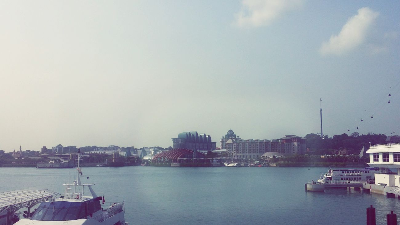 View of Resorts World Sentosa First Eyeem Photo