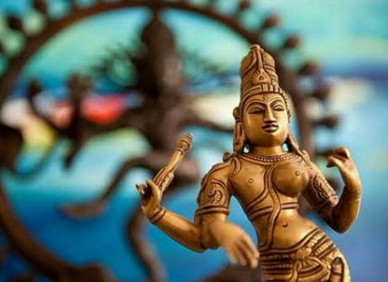 Goddess Nataraja Bronze Idols Indian Rich Culture Mobilephotography Blur Hindu Gods Showcase March