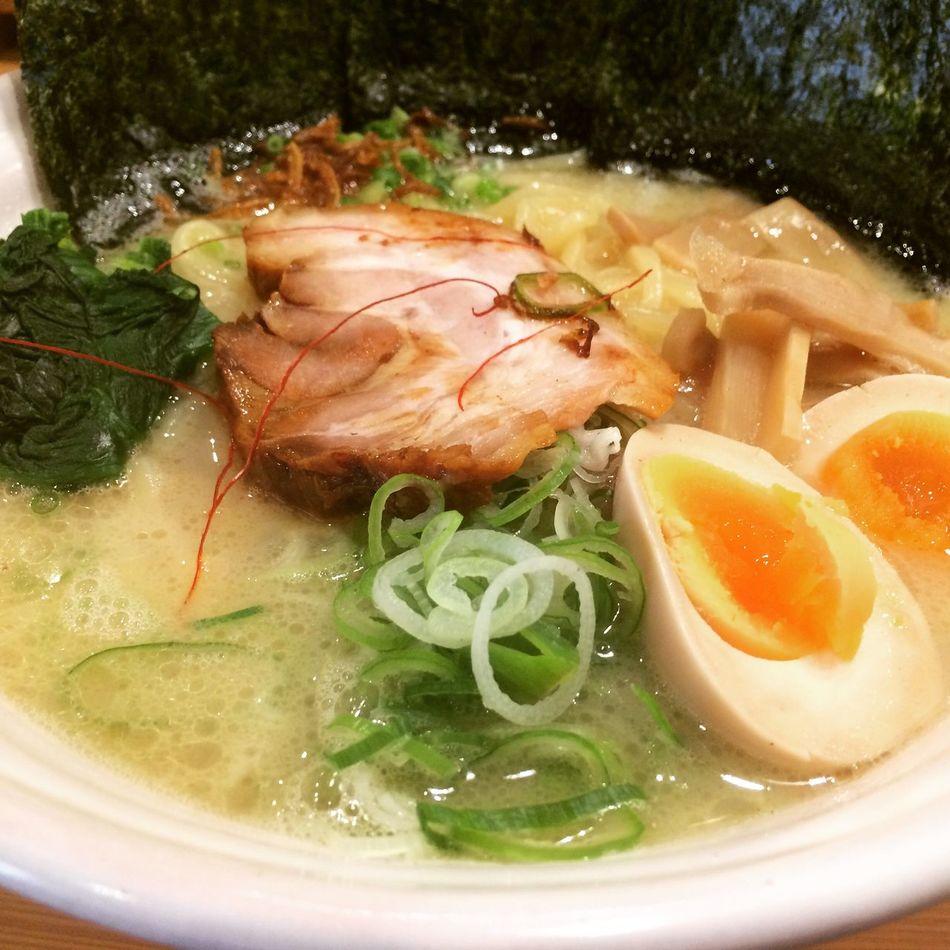 Japanese  Ramen Noodle Ramem Iekei Ramen