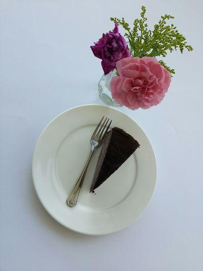 Food Mille Crepe Flower Fresh