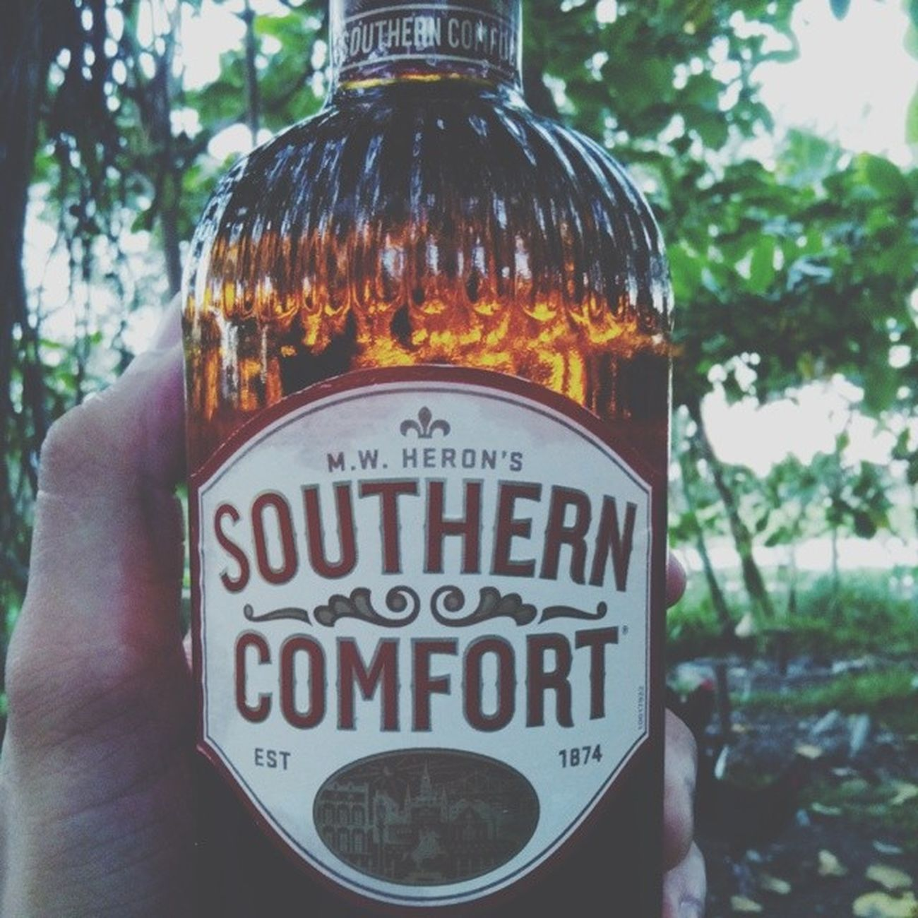FOR I N T E R N A L WOUNDS ? SouthernComfort