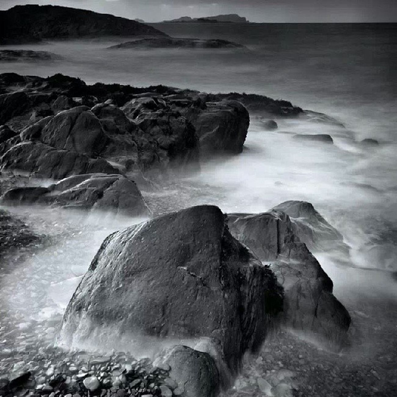 Cullipool Luing Slate Scotland insta_scotland lien mono seascapes landscape blackandwhite landscape_lovers nature_lovers nature_seekers instagram instacool www.damianshields.com