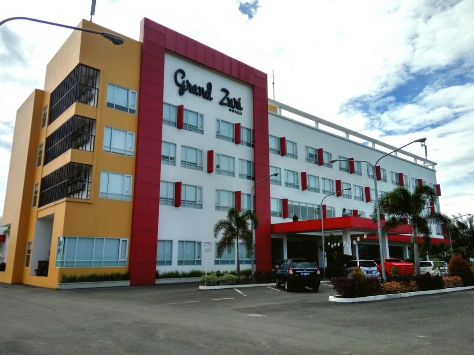 Hotel Grand Zuri, Lahat, Indonesia Cloud - Sky Outdoors Building Exterior