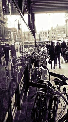 bikes at Groningen by LaZyLiFe .
