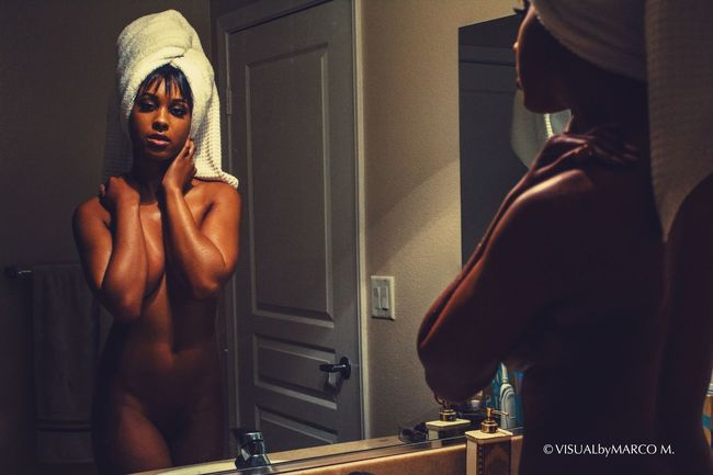 Fresh Out the shower - Beauty Modeling Model Taking Photos Photoshoot Natural Light Sexygirl Check This Out Photographer SexyGirl.♥ Implied Inmybathroom Shower