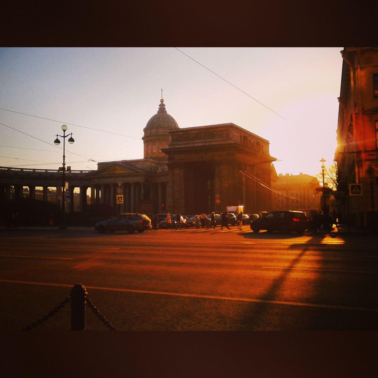 казанский_собор Amazing View Beuatiful Day