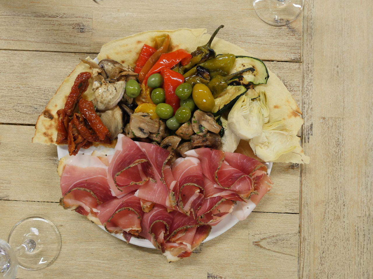 antipasti Antipasti Close-up Day Food Food And Drink Freshness Fruit Healthy Eating Indoors  No People Plate Ready-to-eat Table
