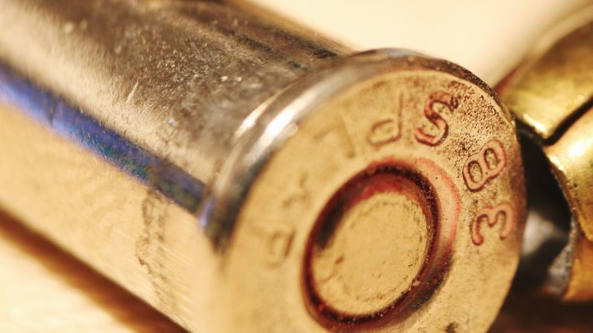 Bullet Ammunition Ammo Metal Close-up No People Selective Focus Indoors  Day