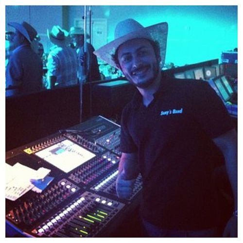 Samysband Show Party Convention bradesco stage digico sd8