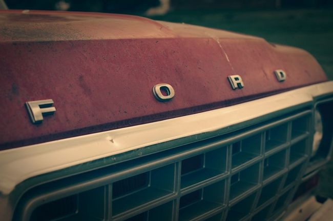 Ford Truck 1978 Ford Taking Photos Check This Out Canon T1i Outdoors Outdoor Photography Rusty Autos Red