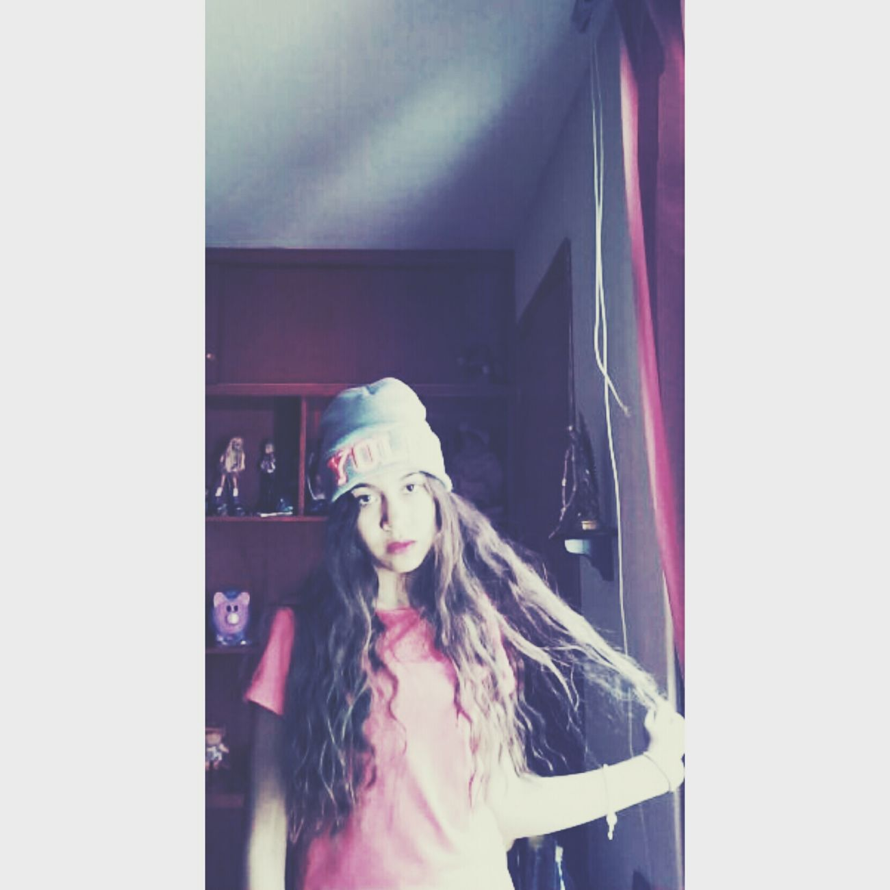 Chola Swag Gorrito Crazy Lovely #estilo