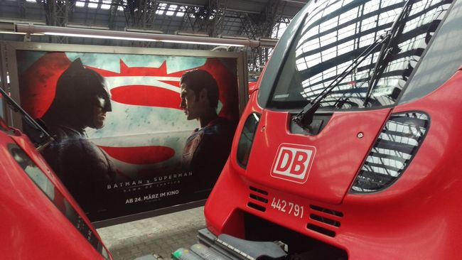 Photography In Motion EyeEm Deutschland Public Transportation Mittelhessen-Express Talent2 Reklama Werbung Movie Time For You ;-) Htconem8