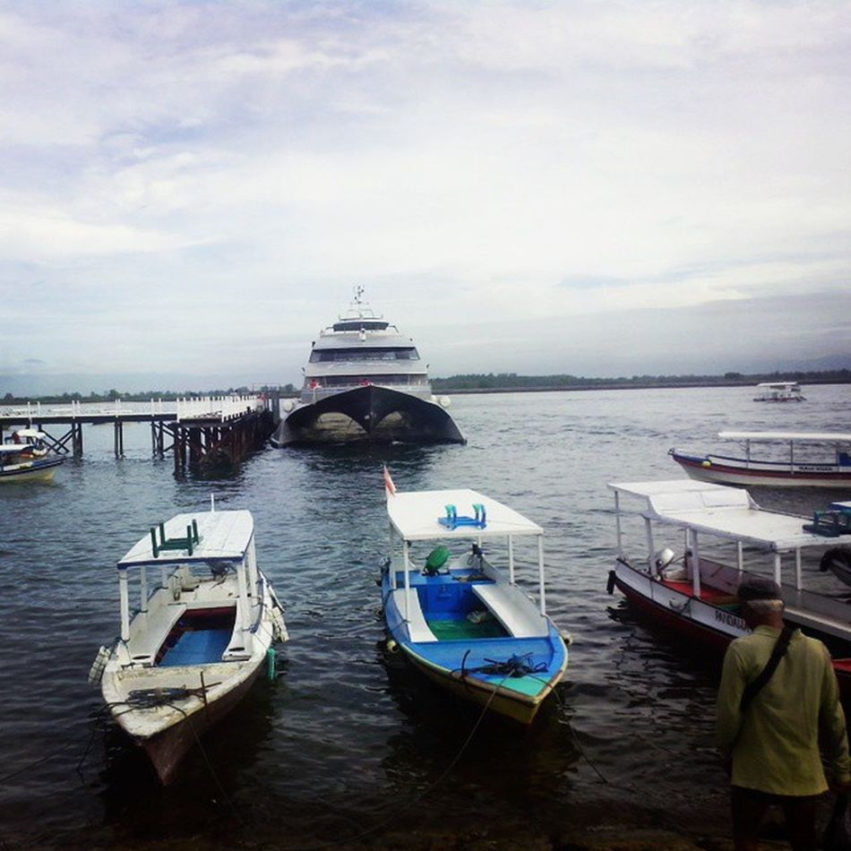 Wisata Tanjungbenoa Beach Baliisland Bali Pantai