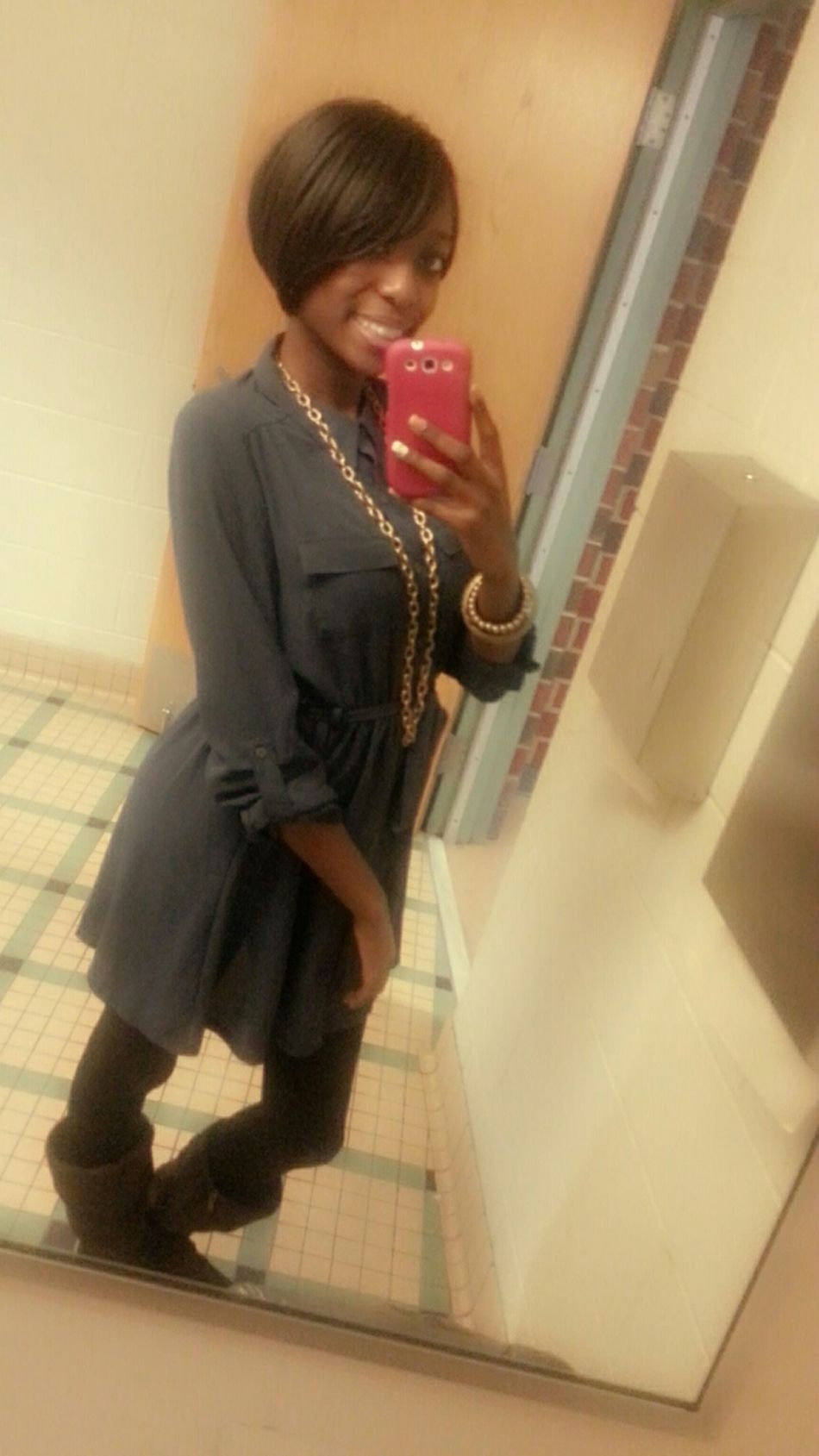 last week bathroom pic