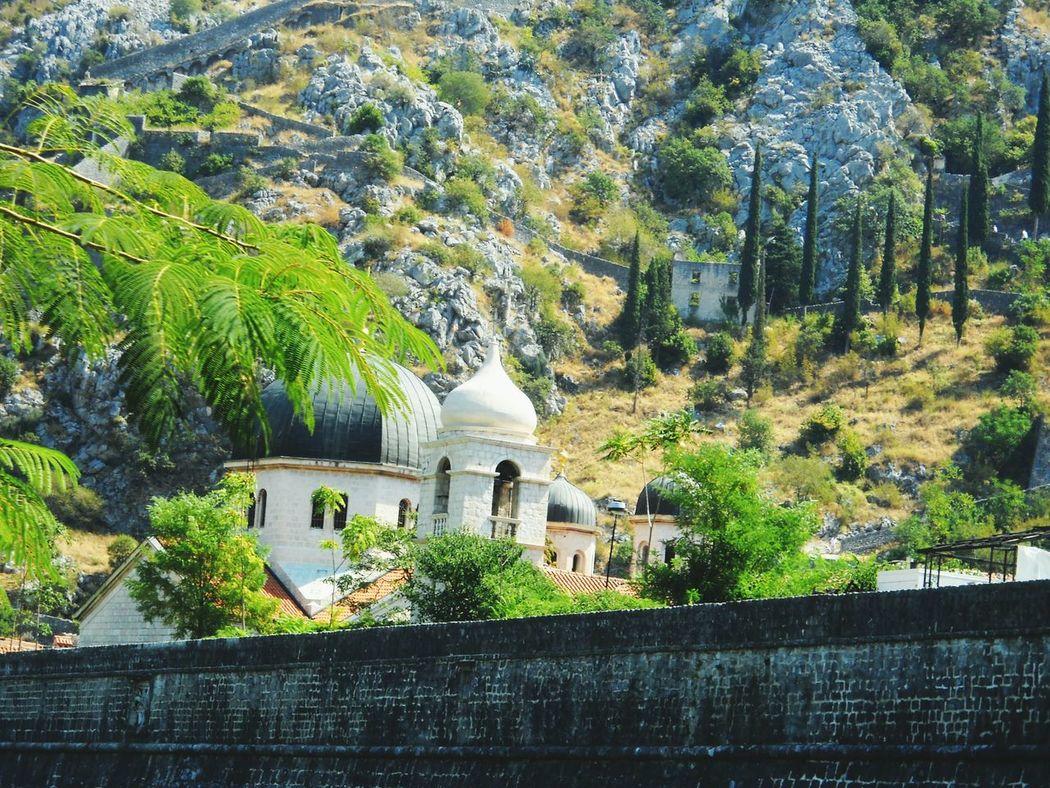 Architecture Dome Travel Destinations FreshonEyeem Tourism Montenegro🌊💙👈 Kotor Bay