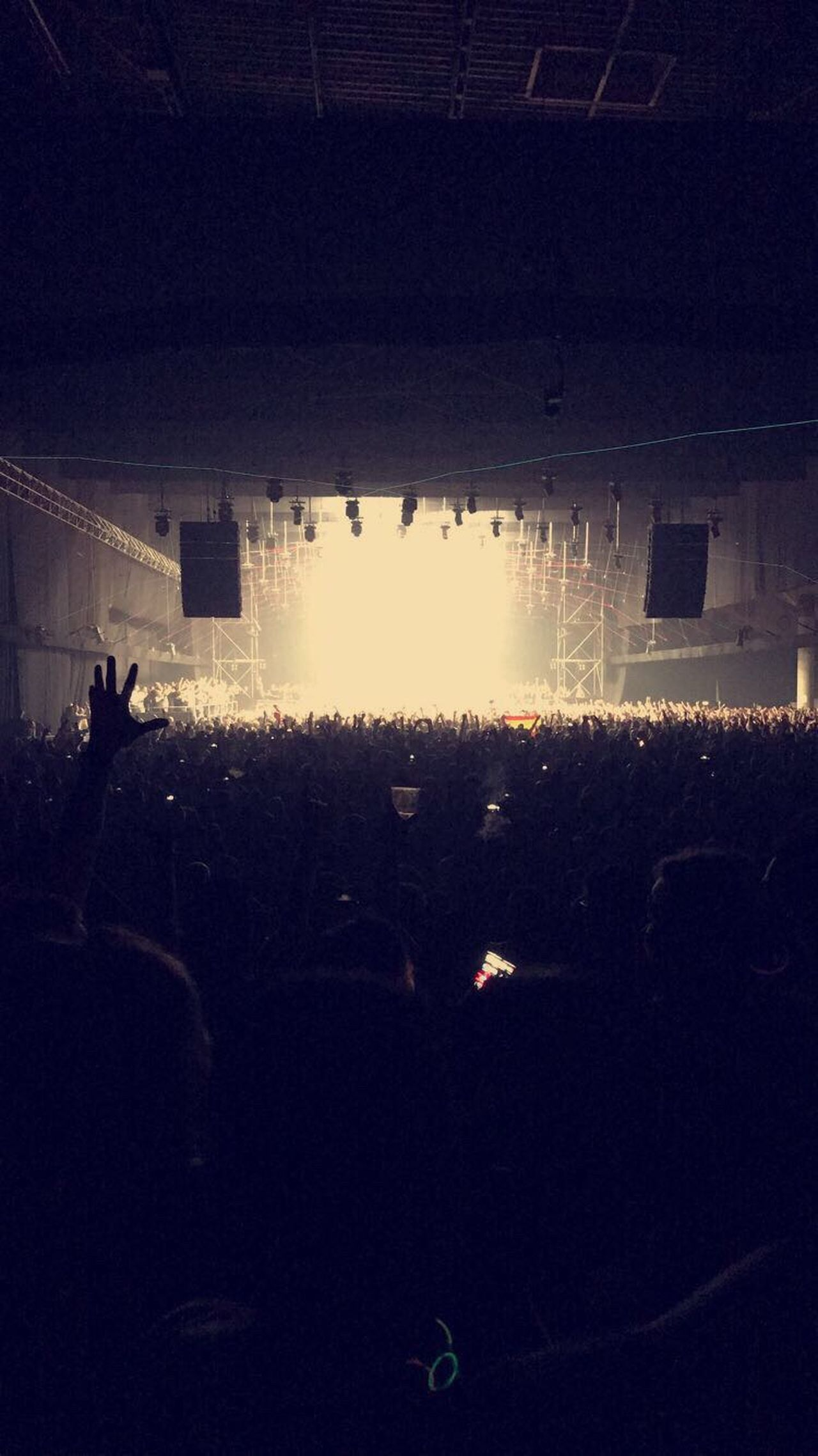 Large Group Of People Illuminated Night Audience Arts Culture And Entertainment Event Crowd Real People Silhouette Leisure Activity Music Performance Enjoyment Stage - Performance Space Men Nightlife Lifestyles Stage Light Popular Music Concert Indoors  Night Club Maceo Plex Time Warp Mannheim