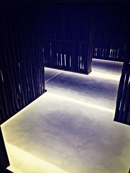 Sensing spaces Exhibition