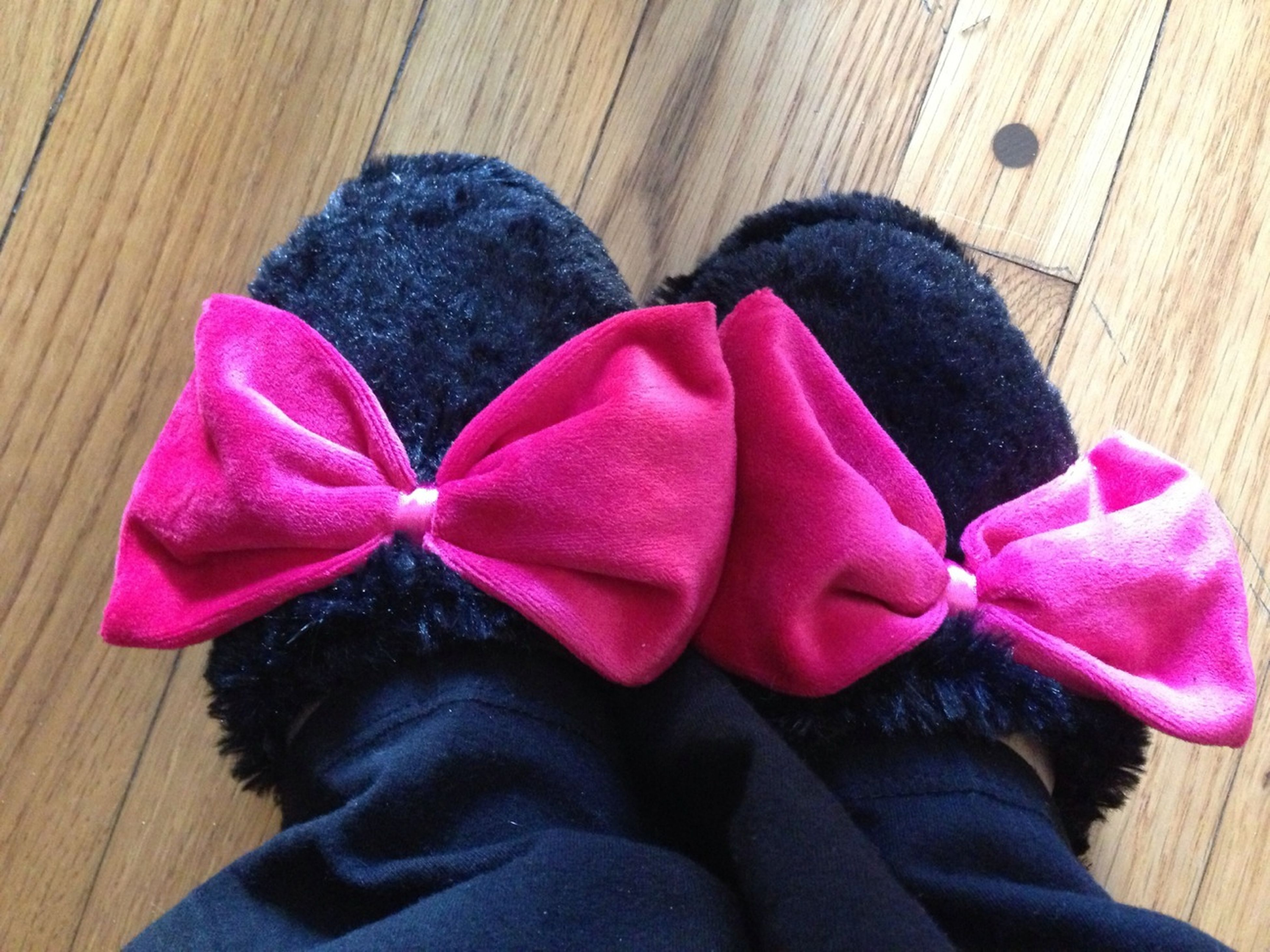 Bow Slippers❤