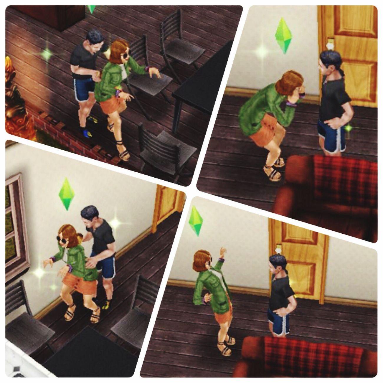 シムズフリープレイ😁🤗 シムズ シムズフリープレイ Sims First Eyeem Photo
