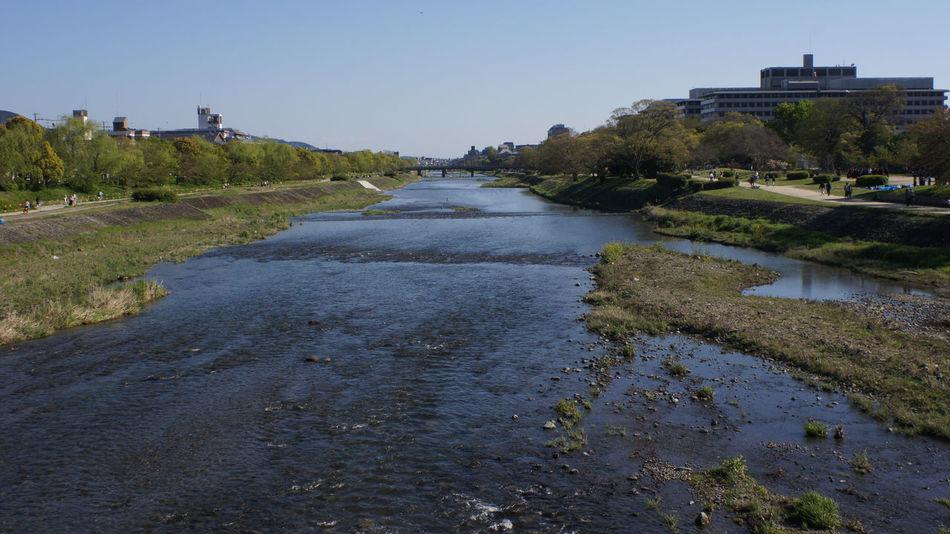 Water Cityscape City Day City Nex5 Takumar 28mm F3.5 Kyoto