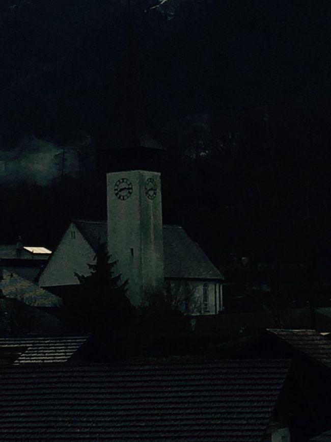 Church Churches Night Church At Night