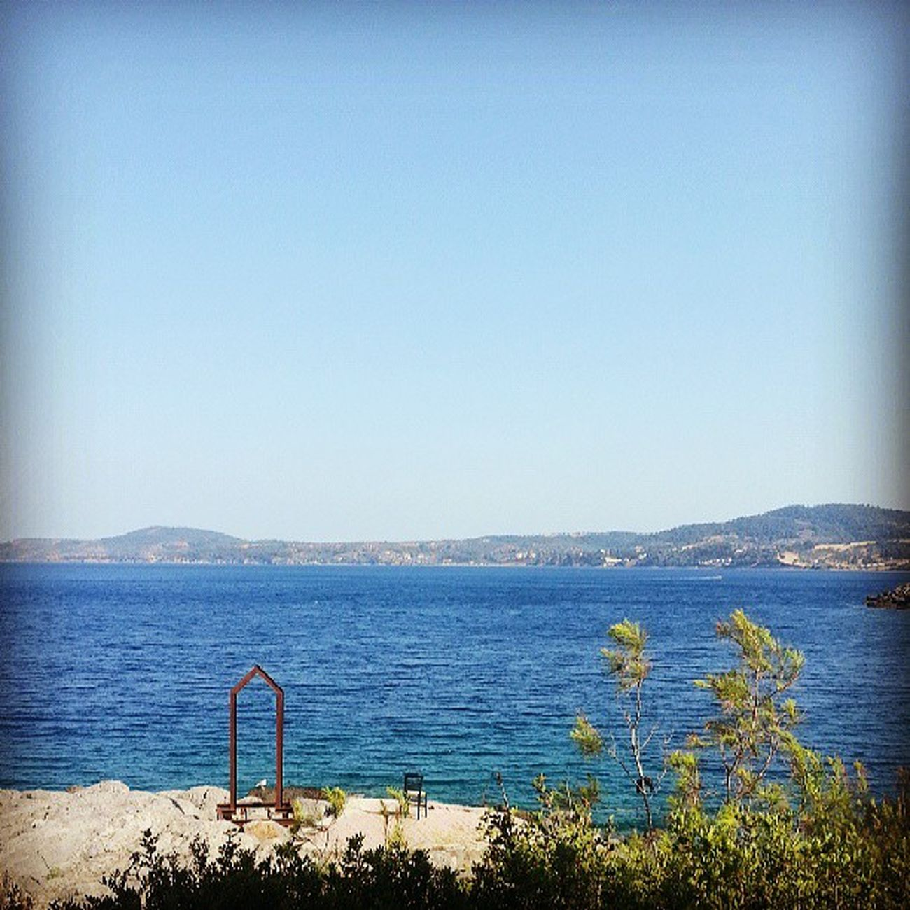 Same place | same view | memories Porto Valitsa Paliouri