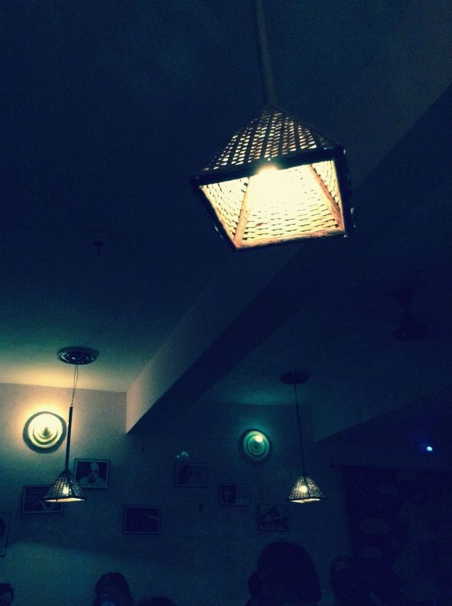 Night Lights Zorba Cafe Rishikesh Good Times View From Above