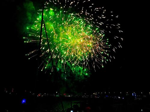 Night Firework Display Celebration Arts Culture And Entertainment Firework - Man Made Object Exploding Illuminated Event Low Angle View Multi Colored Long Exposure Outdoors Firework No People Sky Pyromagic