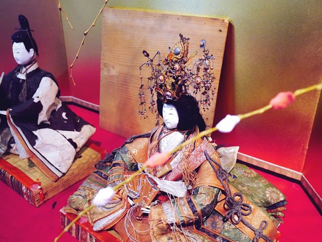 ひなまつり Japanese Culture Hinamatsuri Dolls Photofx Antique Shimabara City Nagasaki prefecture, Japan