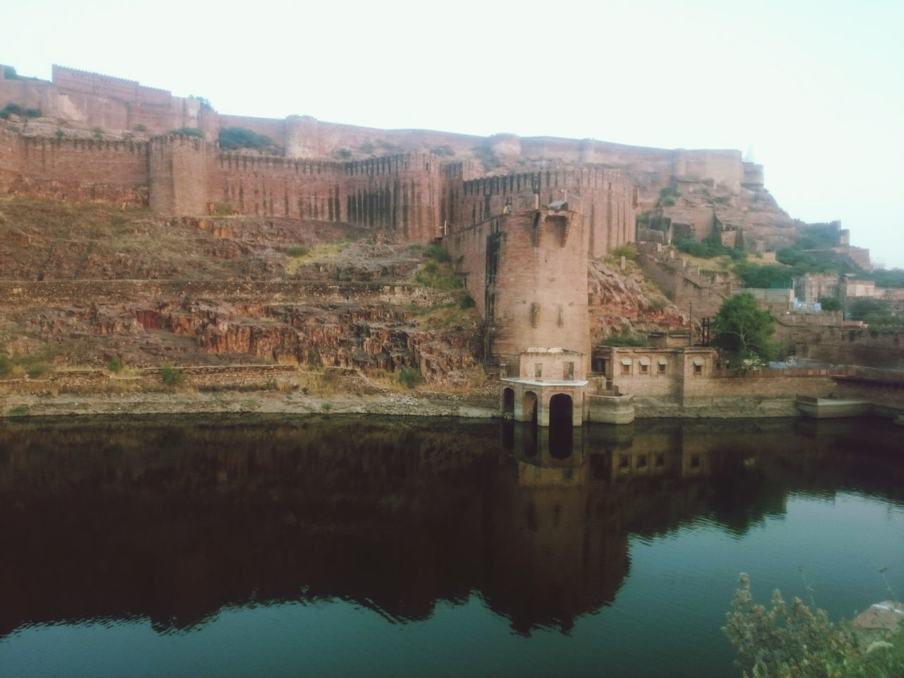 JodhpurCity Mehrangarhfort Ranisar Lake Sony Z2 Photography For Eyeem Shot