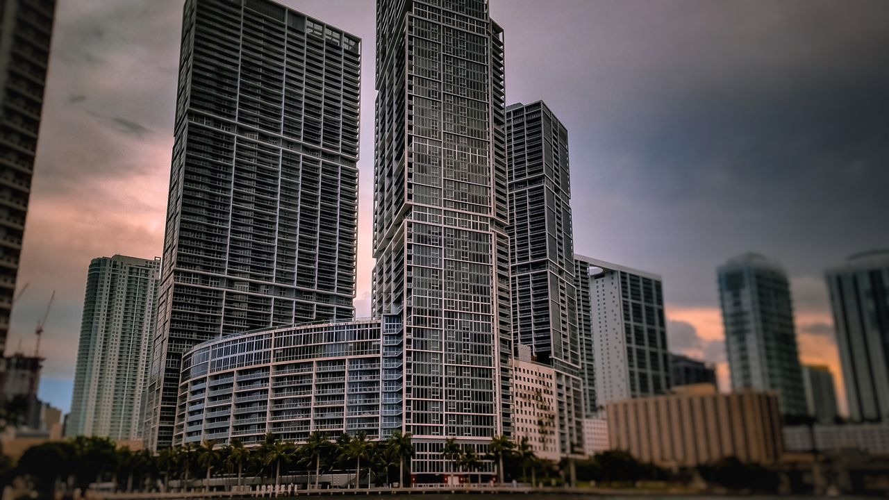 Beautiful stock photos of miami,  Auto Post Production Filter,  Building,  Building Exterior,  Built Structure