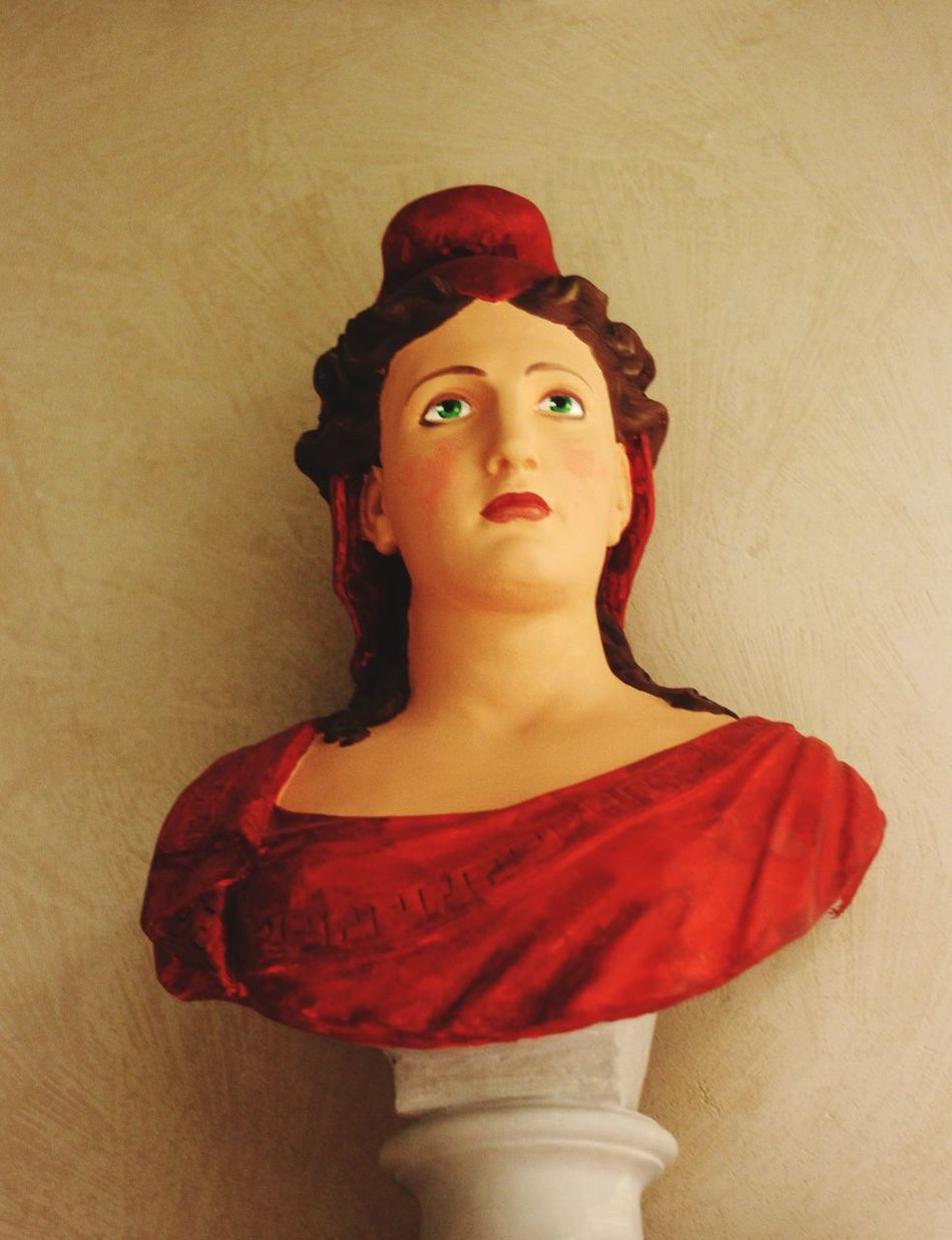Marianne French Republic Bust  Vintage