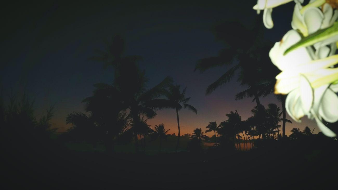 Sunset at Poipu Beach