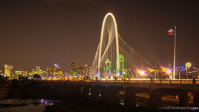 Bridge Dallas Texas Dallasskyline Downtown Dallas Down Town Trinity River Skycraper Urban Landscape Urban Photography MyCity❤️