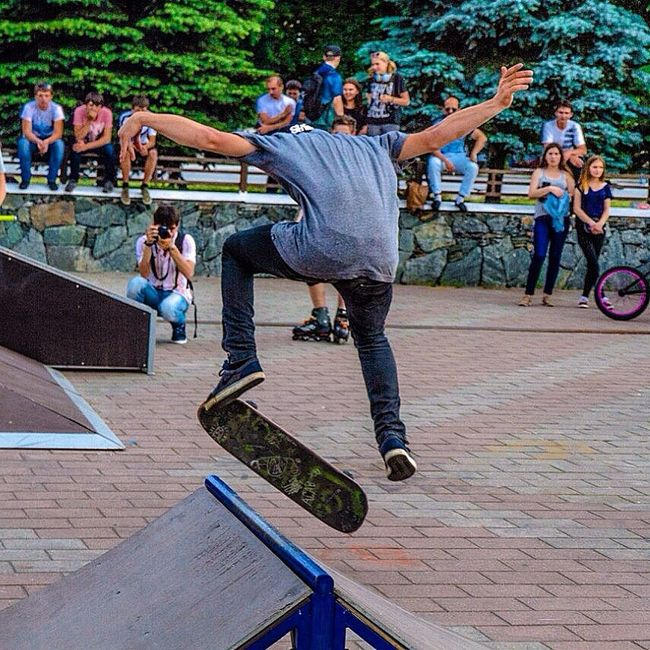 Skateboarding Nikesb MrBeatMac Nalchik