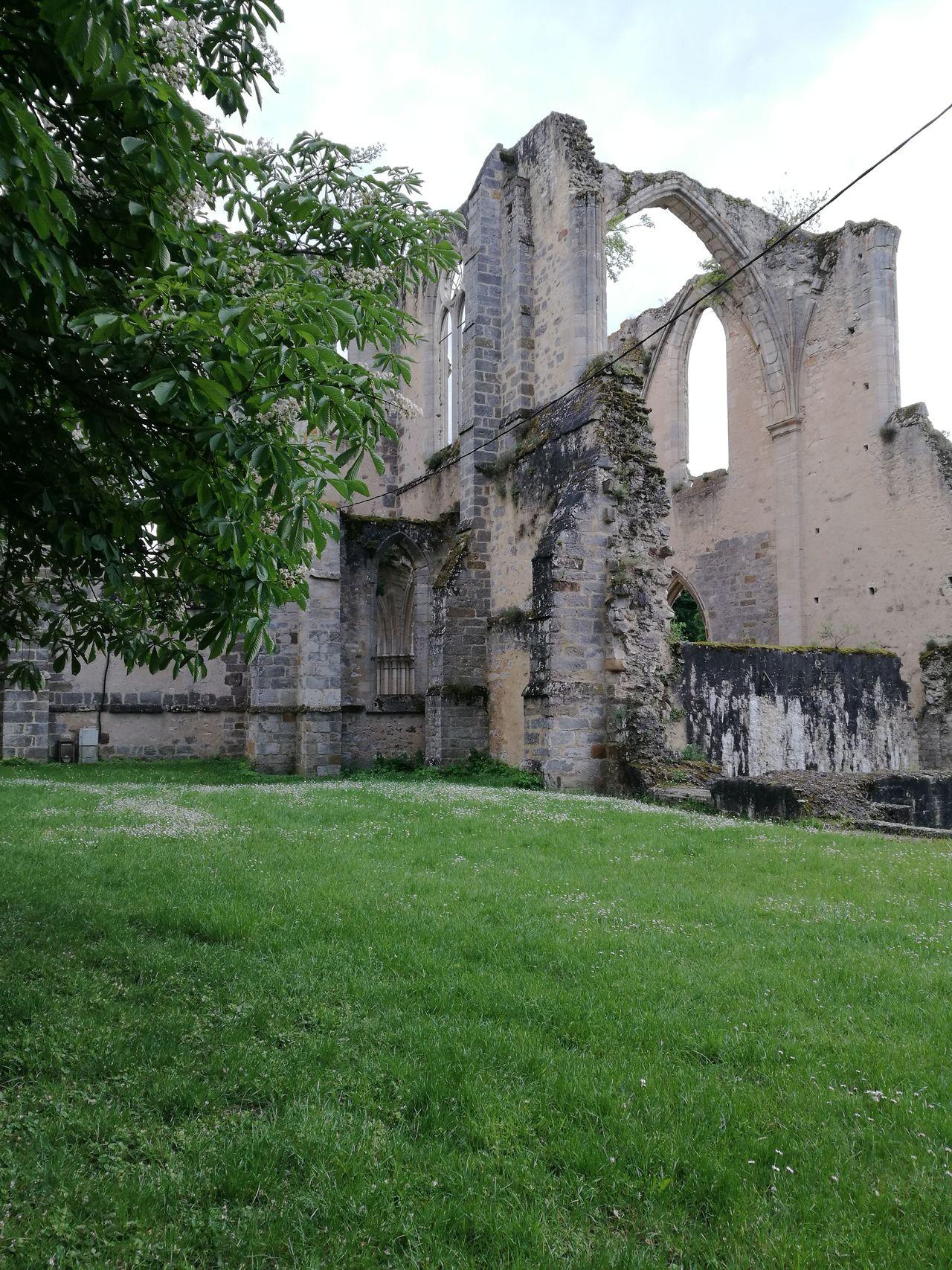 L'abbaye Du Lys History Enjoying The View First Pic First Eyeem Photo