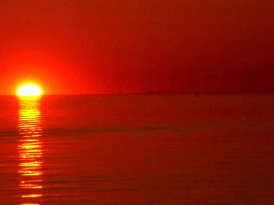 Sunset Beach Summertime