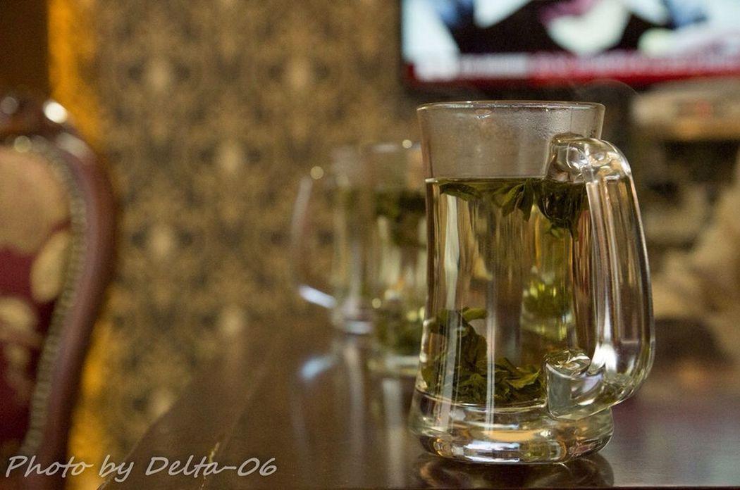 Chinese Tea Enjoying Life