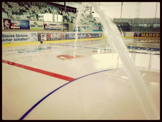 Jedes Jahr das selbe... Ice Hockey Eishockey Working Hard