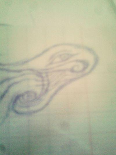 Drawing Eye i c u