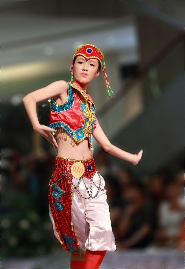 吉林市第二届财富小姐大赛才艺展示,蒙古族舞蹈《鸿雁》
